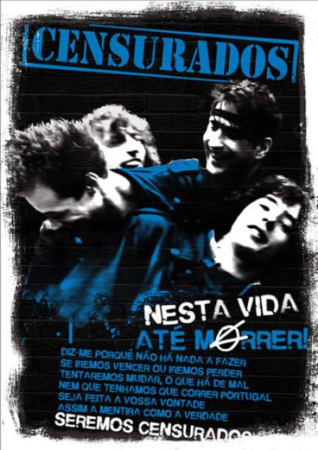 - Nesta Vida Até Morrer (Poster Art)