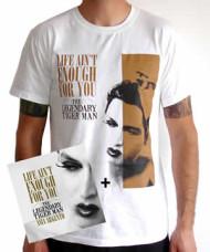 Life Ain´t Enough For Me (Tshirt + Vinyl)
