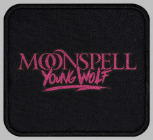 Young Wolf (Pink)