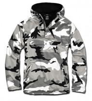 Windbreaker urban