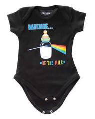 Of The Milk Baby Gro