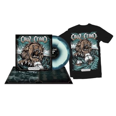 - Leão dos Mares (LP + Tshirt)