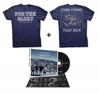 Fight Back Tshirt + CD Now and Forever