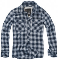 Great Creek Checkshirt (Indigo)