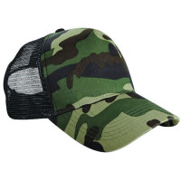 Camo snapback trucker (Jungle)