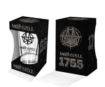 - Moonspell Pint Glass