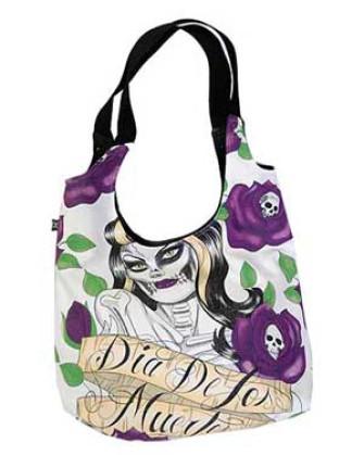 - Dia Des Los Muertos Shoulder Bag