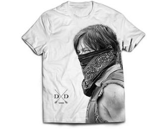 - Walking Dead - daryl sublimation
