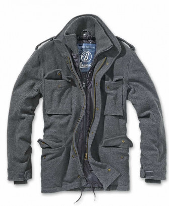 - M-65 Voyager Wool anthracite