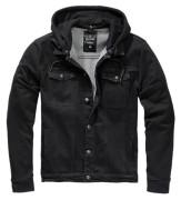 Cradock Denim Sweat Jacket