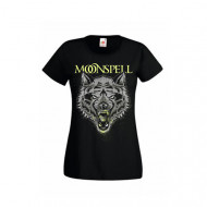 Young Wolf (Black, Girlie)