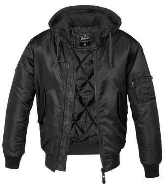 - MA1 Sweat Hooded Jacket
