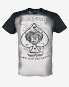 "Alchemy - t-shirt aea ""skull label"""