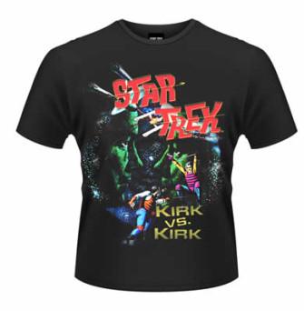 - Star Trek - Kirk Vs Kirk