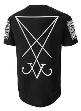 - Baphomet Mens T Shirt