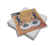 """Capas Discos Vinil PVC 12"""" (Pack 25)"""