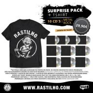 Surprise Pack - 10 CD´s (Metal / Rock)
