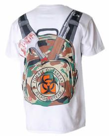 Zombie Killing Backpack T-Shirt