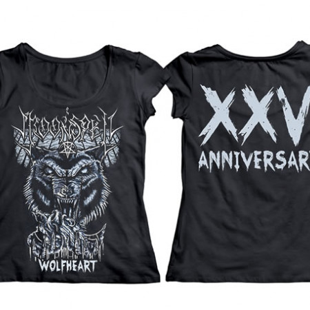 Wolfheart - 25th Anniversary (Girlie)