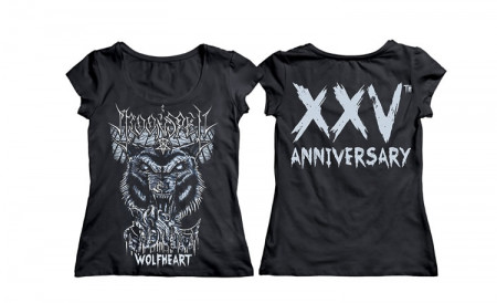 - Wolfheart - 25th Anniversary (Girlie)