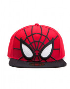 Spiderman - 3D Snapback with Mesh Eyes