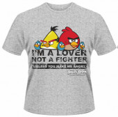 ANGRY BIRDS - I´m a Lover, Not a Fighter