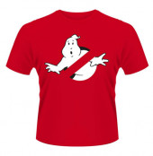 Ghostbusters - Logo Red