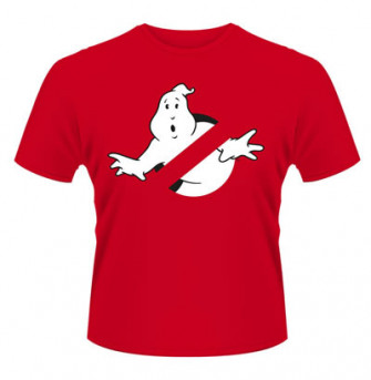 - Ghostbusters - Logo Red