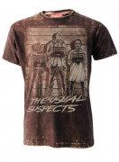 The Usual Horror Suspects Mens Burn Out T-Shirt