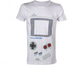 Nintendo - Gameboy WHT