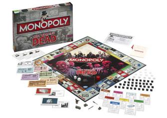 - Walking Dead - Monopoly