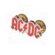 AC/DC Alchemy Emaille Logo