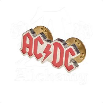 - AC/DC Alchemy Emaille Logo