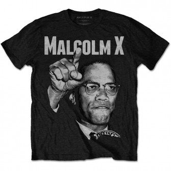 - Malcolm X - Pointing