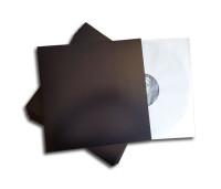 LP cover black deluxe