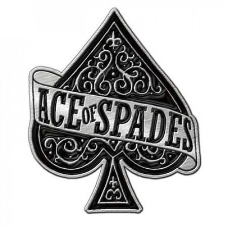 - Ace of spades
