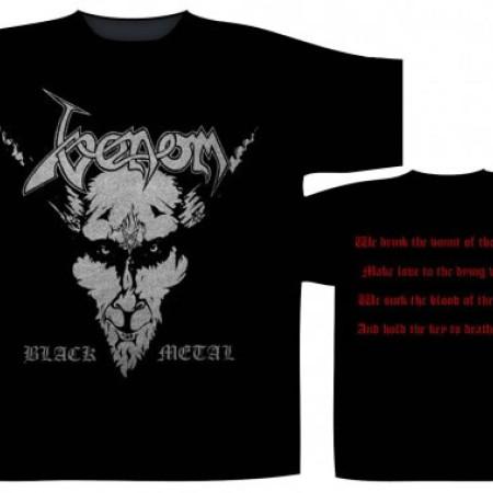 Black Metal (Backprint)