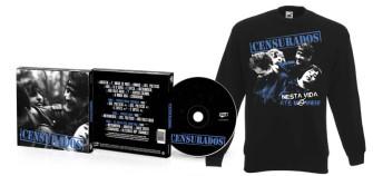 - Censurados (CD + Pullover)