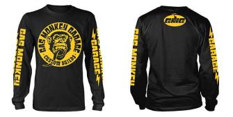 - Gas Monkey Garage - Big Yellow Logo