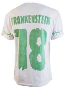 Frankenstein 18 Mens T Shirt
