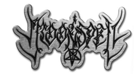 - Vintage Logo Metal Pin