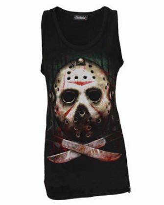 - Jason Black Cotton Vest