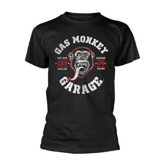 - Gas Monkey - Yellow Hot Rod