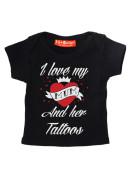 I Love Mum And Her Tattoos T-Shirt
