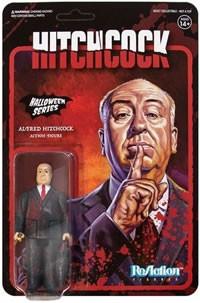 Alfred Hitchcock ReAction Figure - Blood Splatter