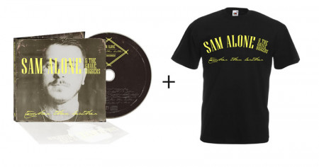 - Tougher than leather (CD + Tshirt)