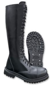 Phantom Boots 20 eyelet black