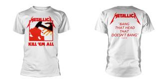 - Kill Em All WHT