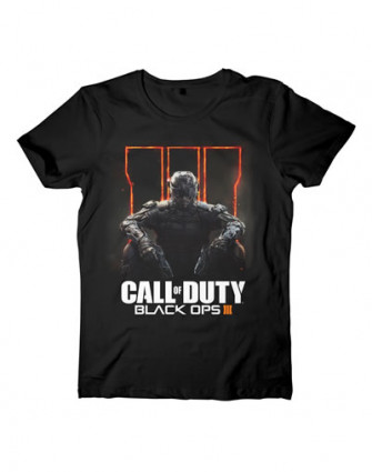 - Call of Duty - Black Ops III - Box Cover T-shirt