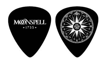- 1755 Compass Guitar Pick